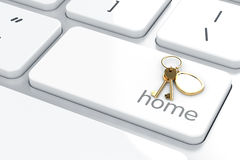 Home concept Royalty Free Stock Photo