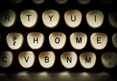 At home concept Stock Image