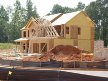 Home Construction Stock Photos