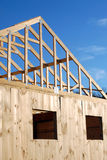 Home construction Royalty Free Stock Photography