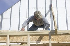 Home Construction 7 royalty free stock photography