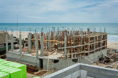 Home construction Stock Photography