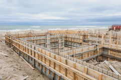 Home construction Stock Images