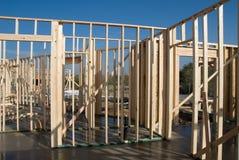 Home construction Frame Stock Photos