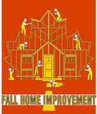 Home construction  improvement Stock Photos