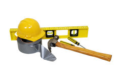 Home Construction Kit Stock Photo