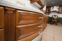 Free Home Cookery Furniture. Stock Photos - 7378733