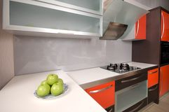 Free Home Cookery Furniture. Stock Photography - 7379452