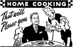 Home Cooking 2 Stock Photos