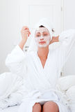 Home cosmetic Stock Images
