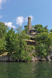 Home Cottage in Thousand Islands America Stock Photography