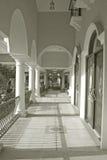 HOME da arquitetura do desenhador imagens de stock royalty free