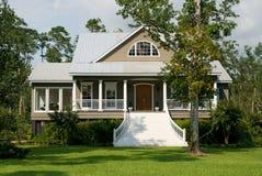 HOME da casa de campo Imagem de Stock