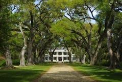 HOME da plantação de Rosedown imagem de stock royalty free
