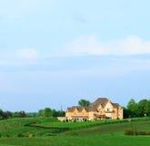 HOME da propriedade Foto de Stock Royalty Free