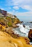 HOME de Corona del Mar Imagens de Stock Royalty Free