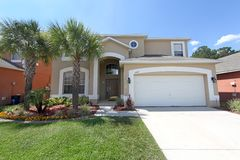 HOME de Florida Imagem de Stock