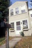 HOME de Henry David Thoreau, Imagem de Stock