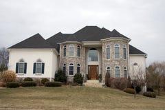 HOME de Virgínia Imagem de Stock Royalty Free