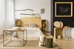 Home decor ideas for autumn Stock Images