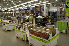 lowe's home improvement store editorial image - image: 18866125