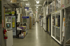 Home decor Lowe's Home Improvement Royalty Free Stock Photography