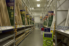 Home decor Lowe's Home Improvement Royalty Free Stock Images