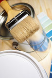 Home decorating stock images