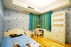 Home decoration. Beijing, China, the modern home decoration and fitting-out Stock Photography