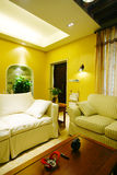 Home decoration. Beijing, China, the modern home decoration and fitting-out Stock Photos