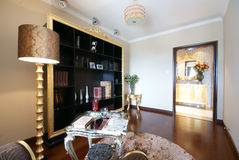 Home decoration. Beijing, China, the modern home decoration and fitting-out Royalty Free Stock Photo