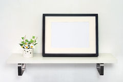 Home Decoration Photo Frame Royalty Free Stock Photo