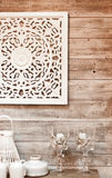 Home decorations shop detail Royalty Free Stock Photography