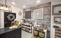 Home decorations shop interior Stock Photo