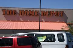 Home Depot Zdjęcie Stock