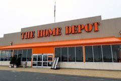 Free Home Depot Royalty Free Stock Photo - 139823185