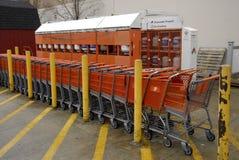 Home Depot photographie stock libre de droits