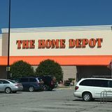 Home Depot Stock Foto