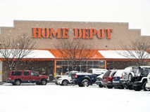 Home Depot Fotografie Stock