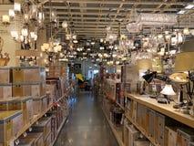 Home Depot hemförbättringlager Royaltyfri Bild