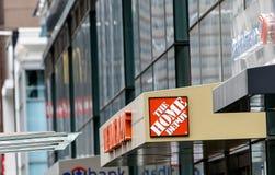 Home Depot speichern Front stockfoto