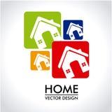 Home design Stock Photos