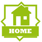 Home design Royalty Free Stock Image