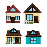 Home design. Royalty Free Stock Photo