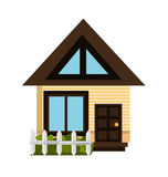 Home design. Royalty Free Stock Image
