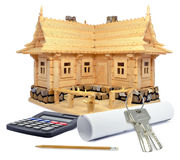 Home and design Stock Images
