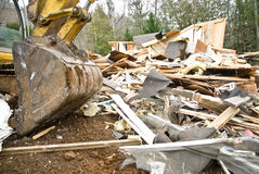 Home Destruction/Equipment Royalty Free Stock Photography