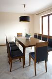 Home dining room Royalty Free Stock Photography