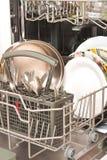 Home dishwasher Stock Photo