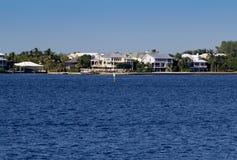 HOME do beira-rio em Florida fotos de stock